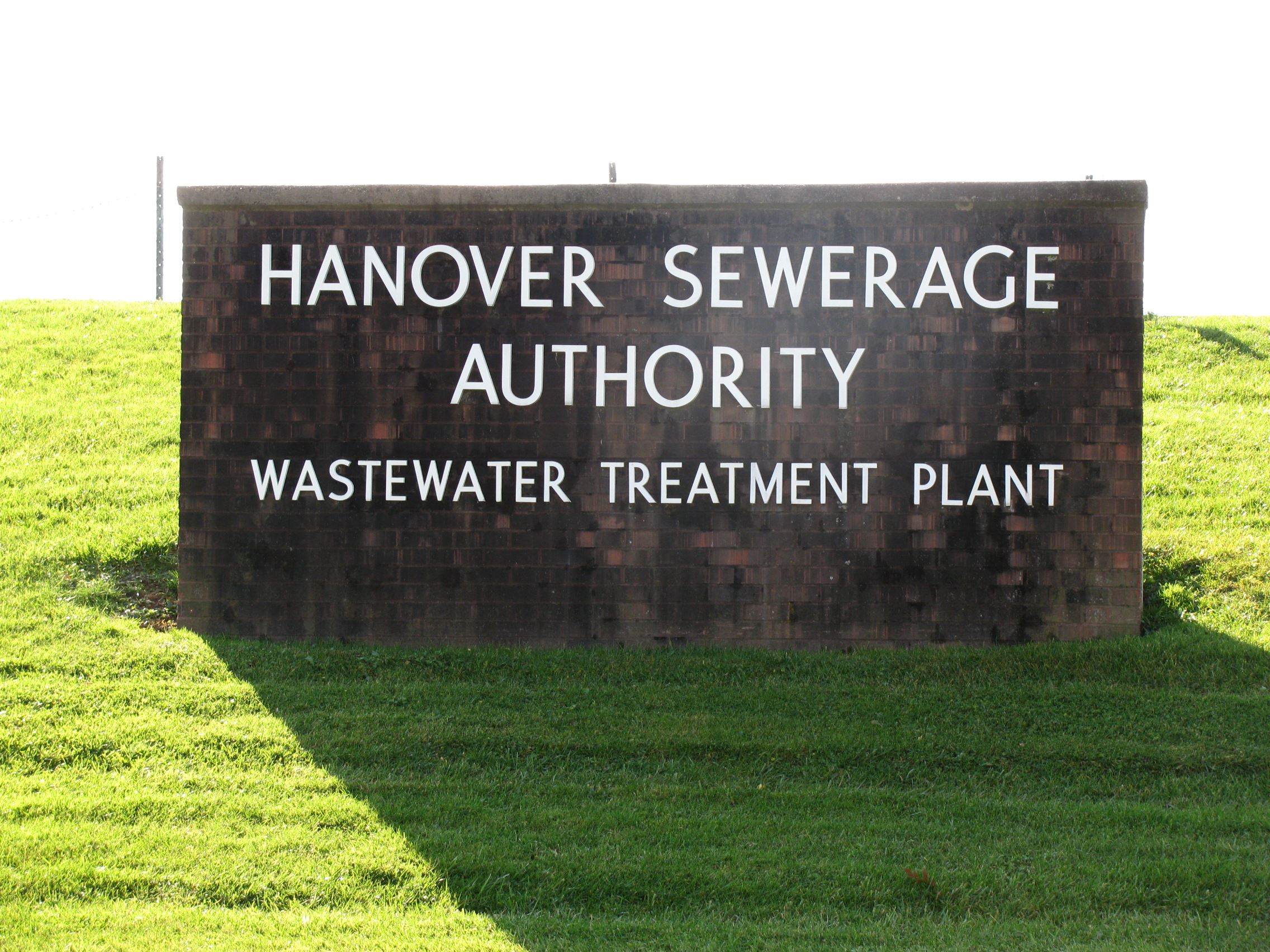 Hanover Sewerage Authority Wastewater Treatment Plant
