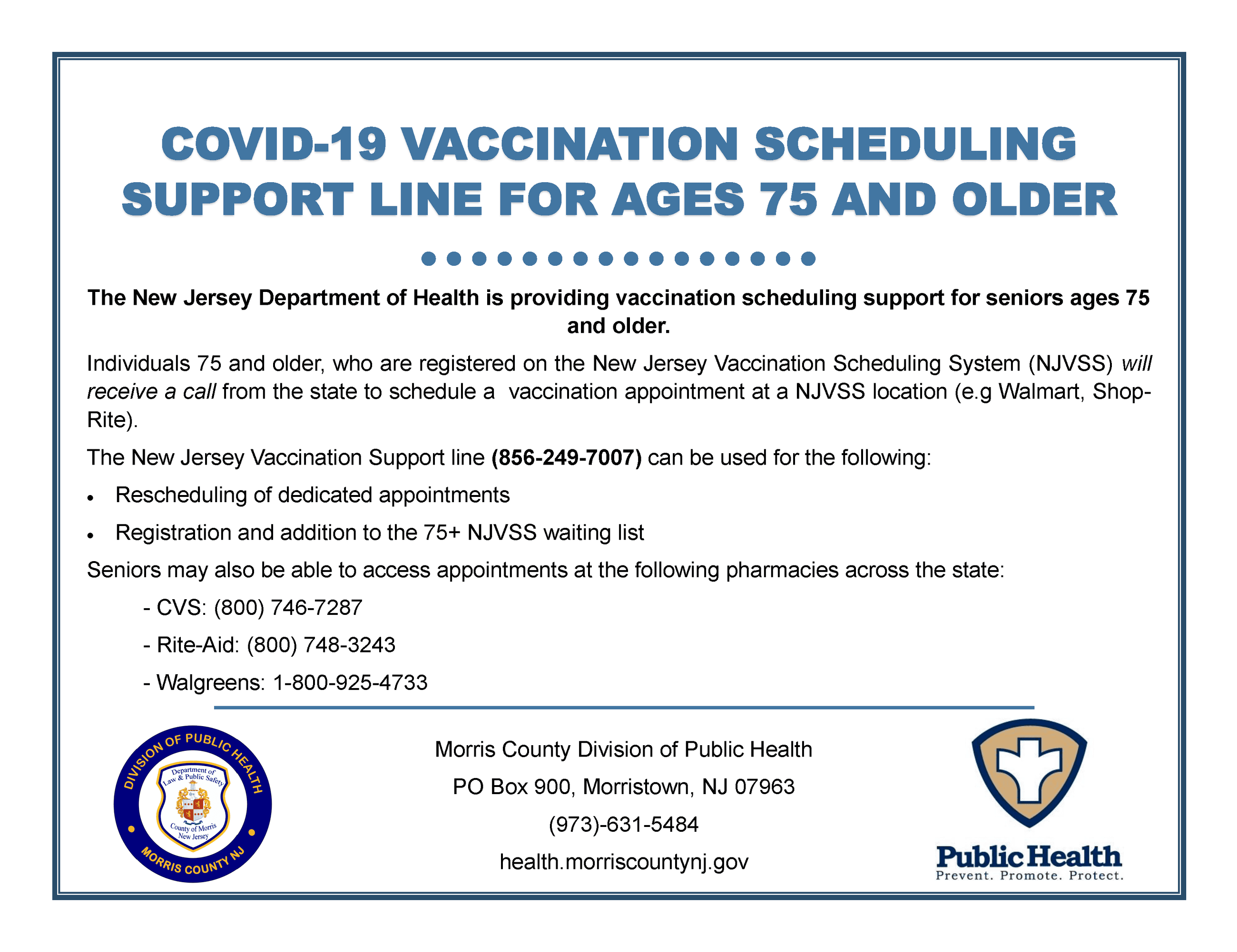 NJ VACCINE SUPPORT LINE FLYER - Hanover[3]