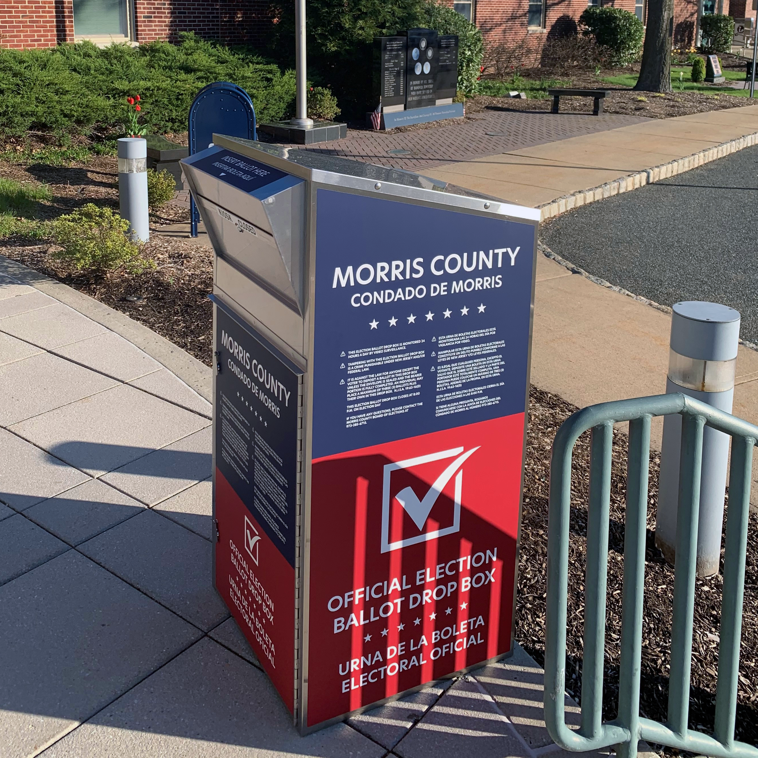 Election Drop Box